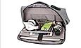 Сумка-рюкзак трасформер для ноутбука 15.6 дюймов, фото 4
