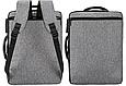 Сумка-рюкзак трасформер для ноутбука 15.6 дюймов, фото 2