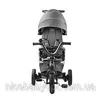 Триколісний велосипед Kinderkraft Easytwist Platinum Grey, фото 2