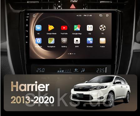 Junsun 4G Android магнитола для Toyota Harrier XU60 2013 - 2020