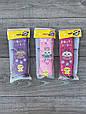Колготи KBS Happy Chik дитячі бавовна для дівчаток 3 років 6 шт. в уп. мікс 3х кольорів, фото 2