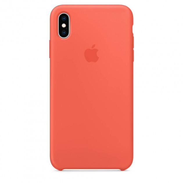 Накладка Silicone Case iPhone Xs Max
