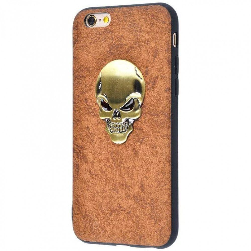 Накладка Skull iPhone 6