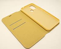 Чохол-книжка для смартфона Samsung Galaxy M31 2020 M315 золота MKA, фото 1