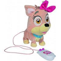 Интерактивная игрушка Simba Chi Chi Love и друзья Модный щенок на пульте управления (5893385)