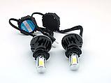 LED Лампы в авто G5 LED H7 40W 6000K, автолампы светодиодные c цоколем H7, фото 5