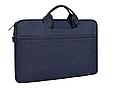 Сумка для ноутбука 15.6 дюймов Темно-синий, фото 2
