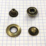 Кнопка с отверстием 20 мм антик a4235 (360 шт.), фото 4