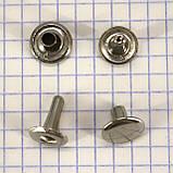 Хольнитен 12*12 мм никель a3749 (500 шт.), фото 2