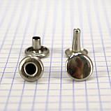 Хольнитен 12*12 мм никель a3749 (500 шт.), фото 3