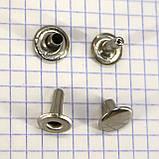 Хольнитен 12*12 мм никель a3749 (500 шт.), фото 4