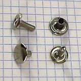 Хольнитен 12*12 мм никель a3749 (500 шт.), фото 5