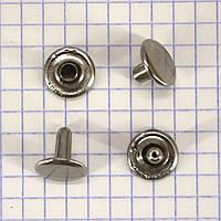Хольнитен двухсторонний 12*12*12 мм никель a3753 (250 шт.)