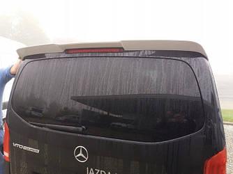 Спойлер козирок тюнінг Mercedes W447 V-klass Vito (Ляда)