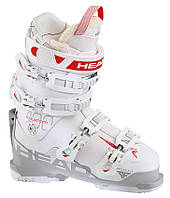 Горнолыжные ботинки женские Head challenger 100 w white/grayed (MD) 25.5