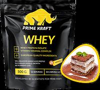 Протеиновый коктейль Prime Kraft WHEY Тирамису (500 грамм)