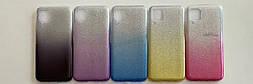 Чехол TPU для Nokia 5.1 с блёстками