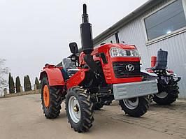 Трактор Shifeng SF 350L XL, 35 л.с, широкие шины, гидробак, грузы перед-зад, рессоры. Минитрактор Шифенг 350L