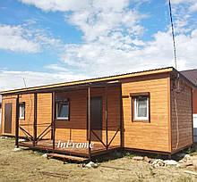 Будиночок з модулів