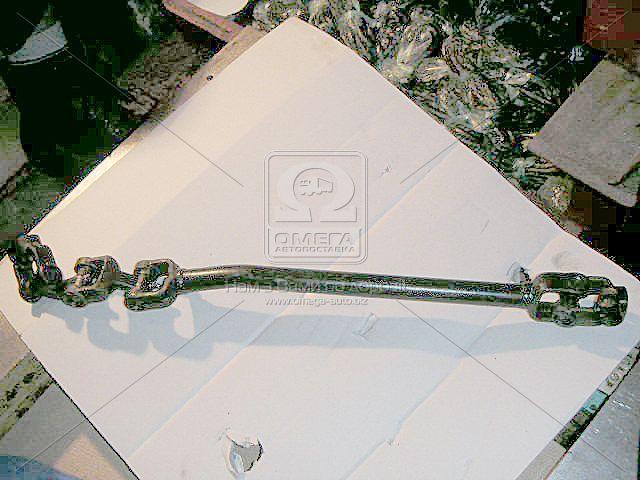 Вал рулевого управления ГАЗ 3307 карданный в сборе (производство  ГАЗ)  3307-3401042-10