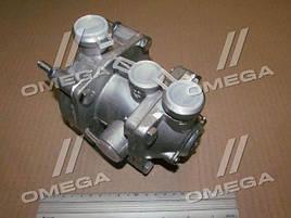 Клапан управления тормозами КАМАЗ ПРЕМИУМ (двухпроводный)  100-3522010