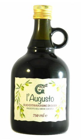 Олія оливкова Olearia del Garda, L`augusto 750мл , фото 2