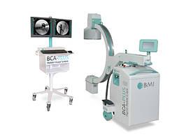 Аппарат флюороскопичный-рентгенскопичный мобильный типа С-дуга BCA–12RK Angio Plus