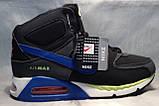 """Мужские зимние кроссовки """"Nike AIR MAX"""" 624-4, фото 3"""