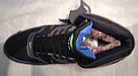 """Мужские зимние кроссовки """"Nike AIR MAX"""" 624-4, фото 4"""