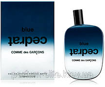 Парфумована вода унісекс Comme des Garcons Blue Cedrat 100ml