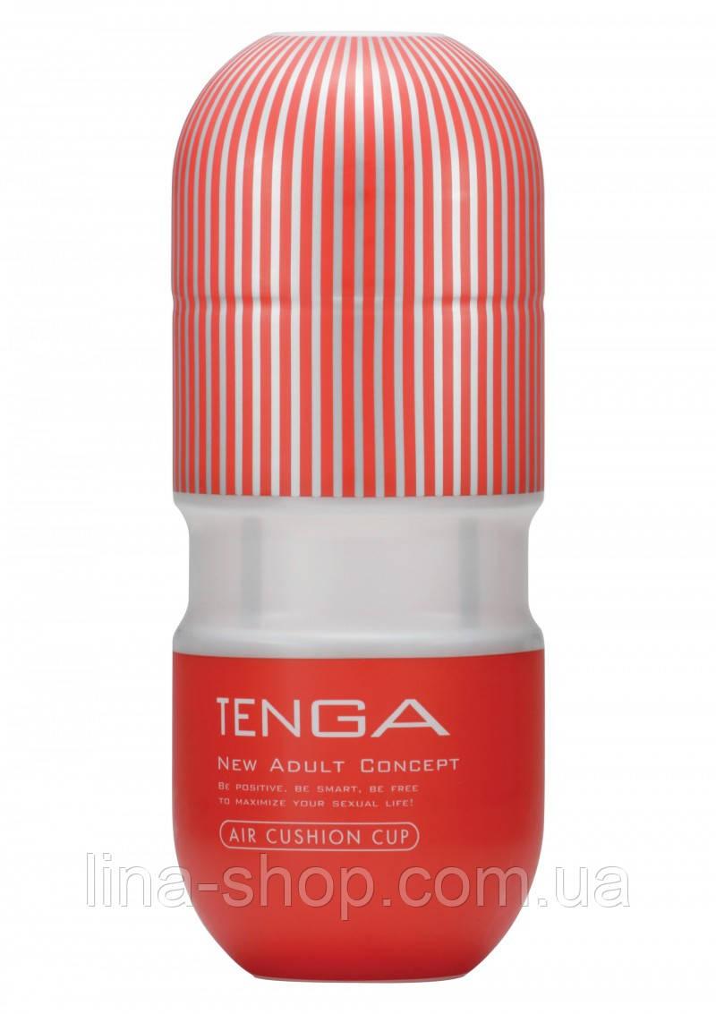 Мастурбатор Tenga Air Cushion Cup, 15х4,5 см