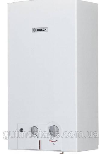 Колонки газовые BOSCH  WR 10-2 В. Автоматический розжиг от батареек. Монтаж. Одесса.