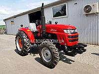 Трактор SHIFENG SF244CLX, 24 к.с, ГУР, 4Х4, увеличенные шины, ПРЕМИУМ КОМПЛЕКТАЦИЯ! Бесплатная доставка!, фото 1