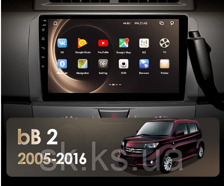 Junsun 4G Android магнитола для Toyota bB 2 QNC20 2005 - 2016
