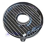 Сковорода гриль-газ Westorm с мраморным антипригарным покрытием 33 см, фото 2