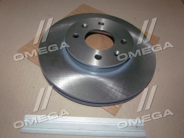 Диск тормозной передний Hyundai, КИA (производство  Blue Print) ХЮНДАЙ,AКЦЕНТ,AКЦЕНТ  3,и20,РИО  2, ADG043120
