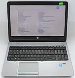 """HP ProBook 650 G1 15,6"""" i7-4610M/8GB/FHD/500GB HDD #1252, фото 2"""