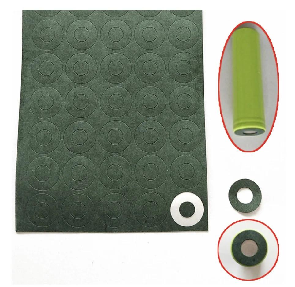 Изоляционная прокладка для 18650 аккумуляторов