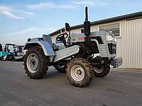 Трактор SHIFENG 240L, 24 л.с, широкие колеса, на ресорах, ОБНОВЛЕННАЯ МОДЕЛЬ! Бесплатная доставка по Украине!, фото 1