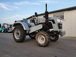 Трактор SHIFENG 240L, 24 л.с, широкие колеса, на ресорах, ОБНОВЛЕННАЯ МОДЕЛЬ! Бесплатная доставка по Украине!