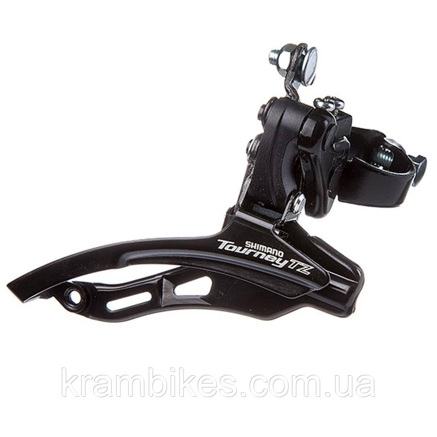 Перемикач передній Shimano - FD-TZ500 48T 31,8 мм Top Swing