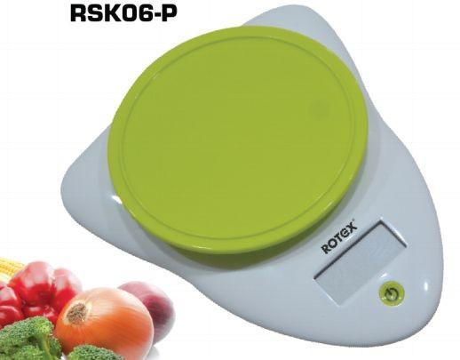 Весы кухонные Rotex RSK06-P