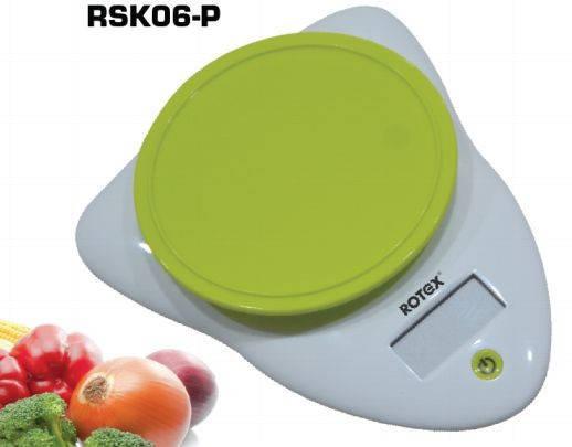 Весы кухонные Rotex RSK06-P, фото 2