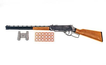 Винчестер игрушечная винтовка с пистонами