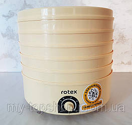 Сушка для овощей и фруктов Rotex RD620-Y