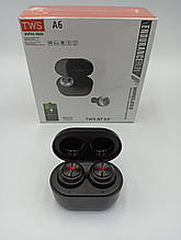 Навушники вакуумні TWS MDR A6 Bluetooth