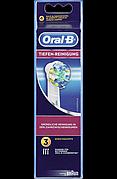 Насадка до електричної зубної щітки ORAL-B BRAUN FLOSS ACTION EB25, 3 шт в упаковці.