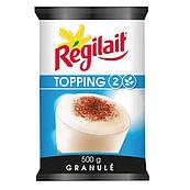 Молоко Regilait Сливки Top2 Blue 20% молока 500г , Франция