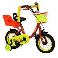 Велосипед Corso двухколесный собранный SKL11-179202