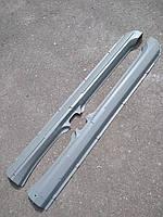 Пороги наружные металлические (короба) ВАЗ-2110, 2111, 2112, 2170, 2171, 2172 , левый или правый.